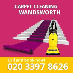 SW18 carpet cleaning  Wandsworth
